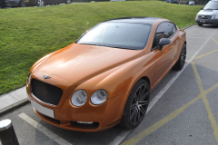 Bentley GT 2004 navigation upgrade 001