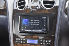 Bentley GT 2004 navigation upgrade 007