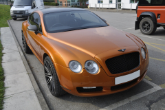 Bentley GT 2004 reverse camera upgrade 001