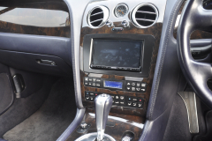 Bentley GT 2004 reverse camera upgrade 005