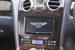 Bentley GT 2004 reverse camera upgrade 007