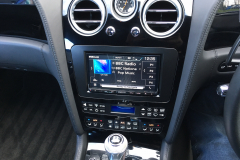 Bentley GT 2006 DAB upgrade 004