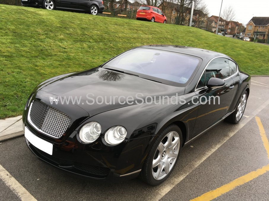 Bentley GT 2006 DAB upgrade 001