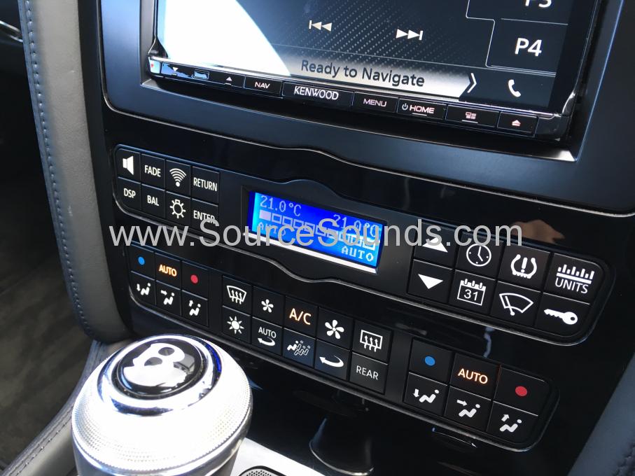 Bentley GT 2006 navigation upgrade 006