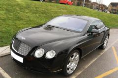 Bentley GT 2006 navigation upgrade 001