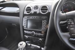 Bentley GT 2006 navigation upgrade 003