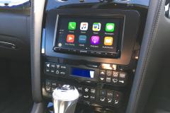 Bentley GT 2006 navigation upgrade 005