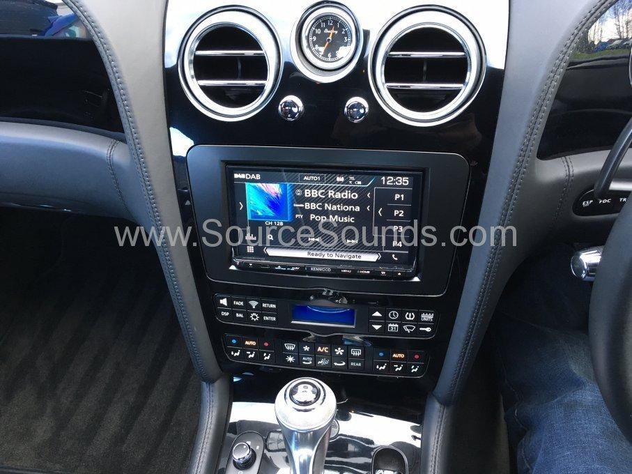 Bentley GT 2006 navigation upgrade 004