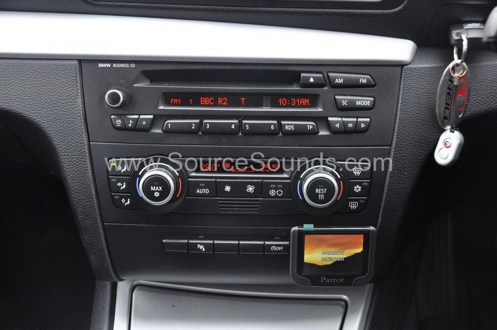 BMW 1 Series 2007 mki9200 bluetooth upgrade 004