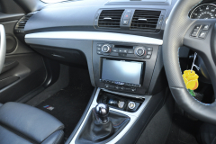 BMW 1 Series 2008 DAB upgrade 003