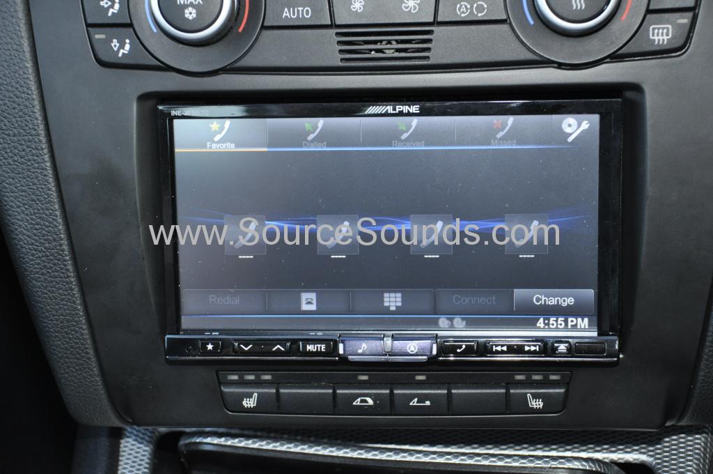 BMW 1 Series 2008 navigation upgrade 009