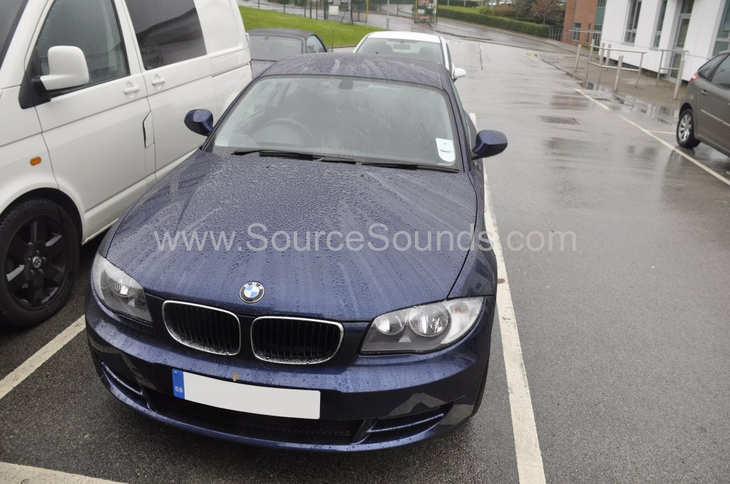 BMW 1 Series 2010 bluetooth upgrade 001
