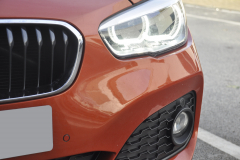 BMW 1 Series 2015 front and rear parking sensors 004