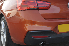BMW 1 Series 2015 front and rear parking sensors 008