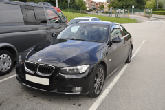 BMW 3 Series 2007 audio upgrade 001