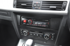 BMW 3 Series 2007 audio upgrade 002