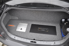 BMW 3 Series 2007 audio upgrade 003