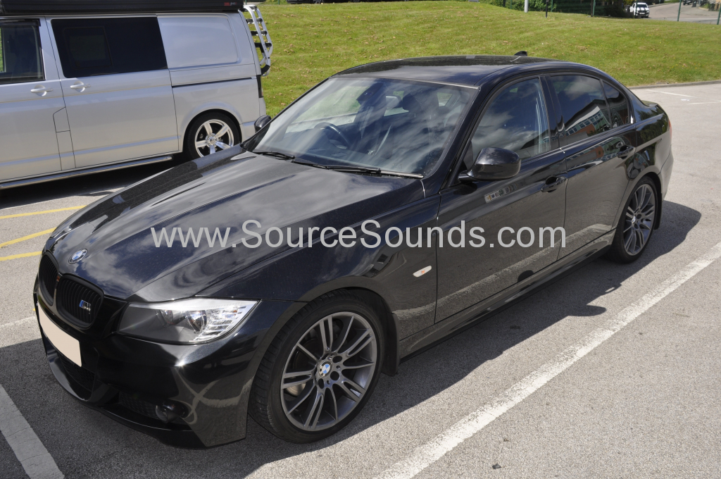 BMW 3 Series 2011 navigation upgrade 001