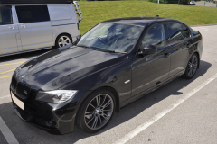 BMW 3 Series 2011 navigation upgrade 001