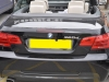 BMW 3 Series Cabriolet 2012 reverse camera upgrade 002