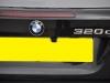BMW 3 Series Cabriolet 2012 reverse camera upgrade 003