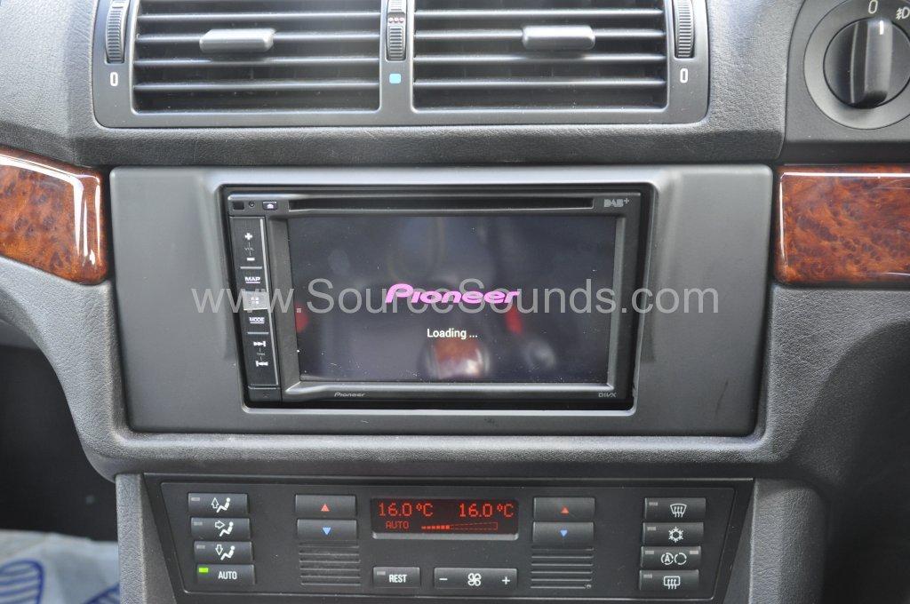 BMW 5 Series 2000 navigation upgrade 004