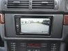 BMW 5 Series 2000 reverse camera upgrade 005