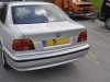 BMW 5 Series 2000 reverse camera upgrade 008