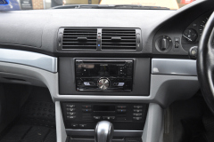 BMW 5 Series 2001 stereo upgrade 002