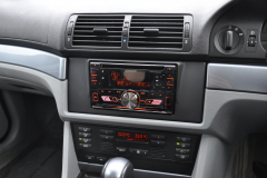 BMW 5 Series 2001 stereo upgrade 005