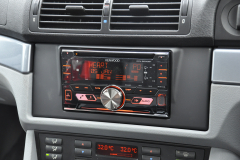 BMW 5 Series 2001 stereo upgrade 006