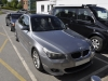 BMW 5 Series aux fm modulator upgrade 001