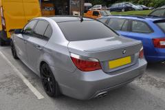 BMW 5 Series 2005 audio upgrade 002