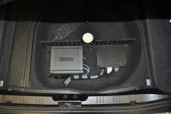 BMW 5 Series 2005 audio upgrade 003
