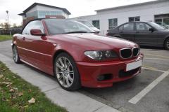 BMW E46 2005 alpine ilx702d e49 001