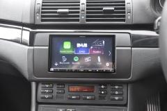 BMW 3 Series E46 DAB upgrade DMX 005