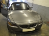 BMW Z4 2004 reverse camera upgrade 001