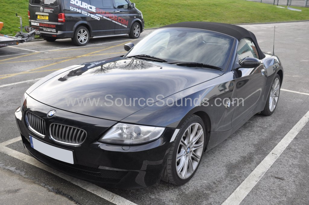 Bmw Z4 2007 Parking Sensor Upgrade Source Sounds