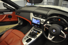 BMW Z4 2010 navigation upgrade 005