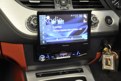 BMW Z4 2010 navigation upgrade 007