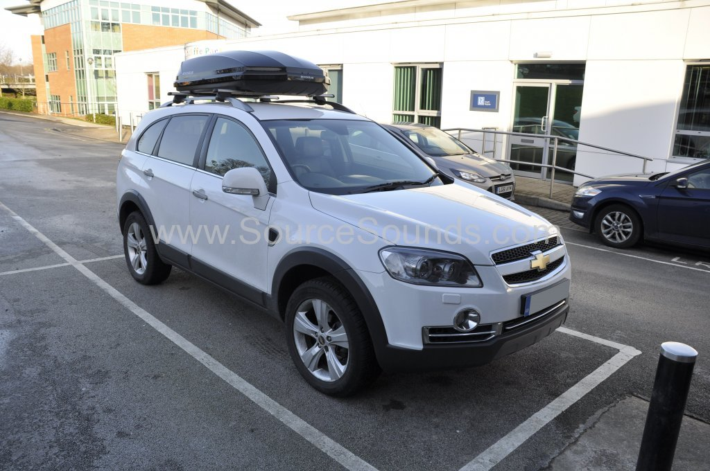 Chevrolet Captiva 2010 bluetooth upgrade 001