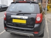 Chevrolet Captiva 2010 reverse camera upgrade 002