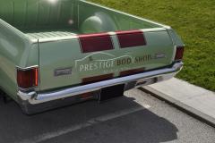 Chevrolet El Camino 1972 audio upgrade 003
