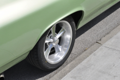 Chevrolet El Camino 1972 audio upgrade 004
