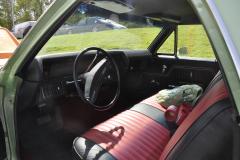 Chevrolet El Camino 1972 audio upgrade 005