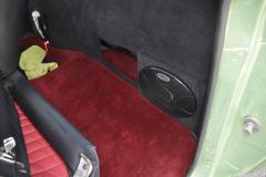 Chevrolet El Camino 1972 audio upgrade 006