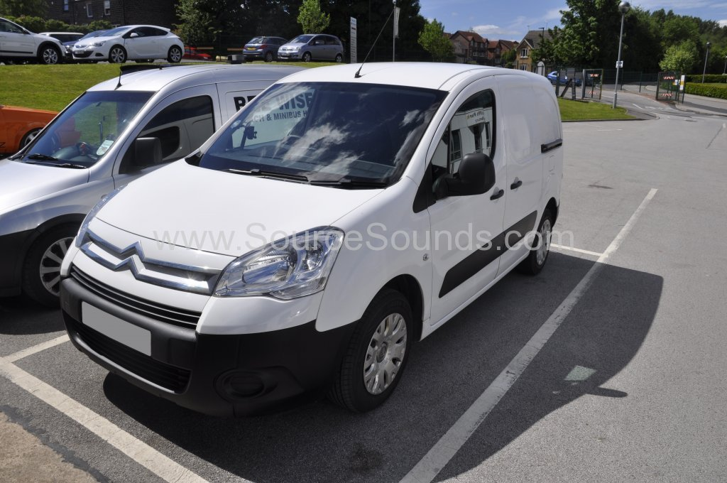 Citroen Berlingo 2009 mki9200v3 bluetooth upgrade 001