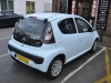 Citroen C1 2012 bluetooth upgrade 002