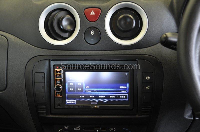 citroen c3 2005 double din stereo upgrade source sounds. Black Bedroom Furniture Sets. Home Design Ideas