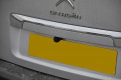 Citroen C3 Picasso 2015 reverse camera install 004